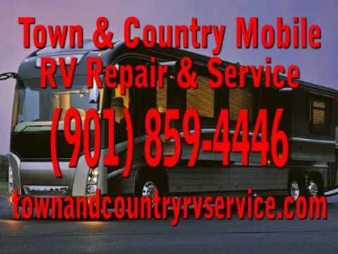 Mobile RV Repair and Service Memphis TN Town Country Mobile RV Repair Service