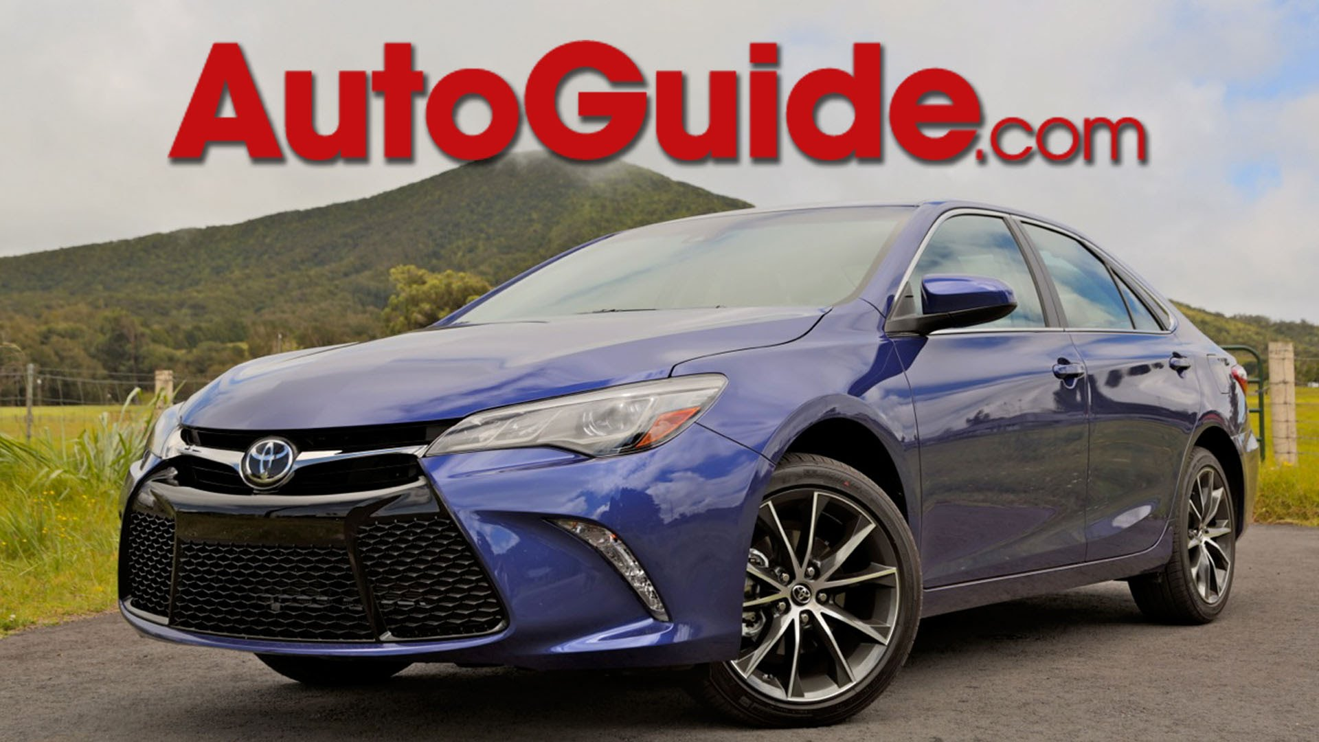 2015 Toyota Camry Car Review Video