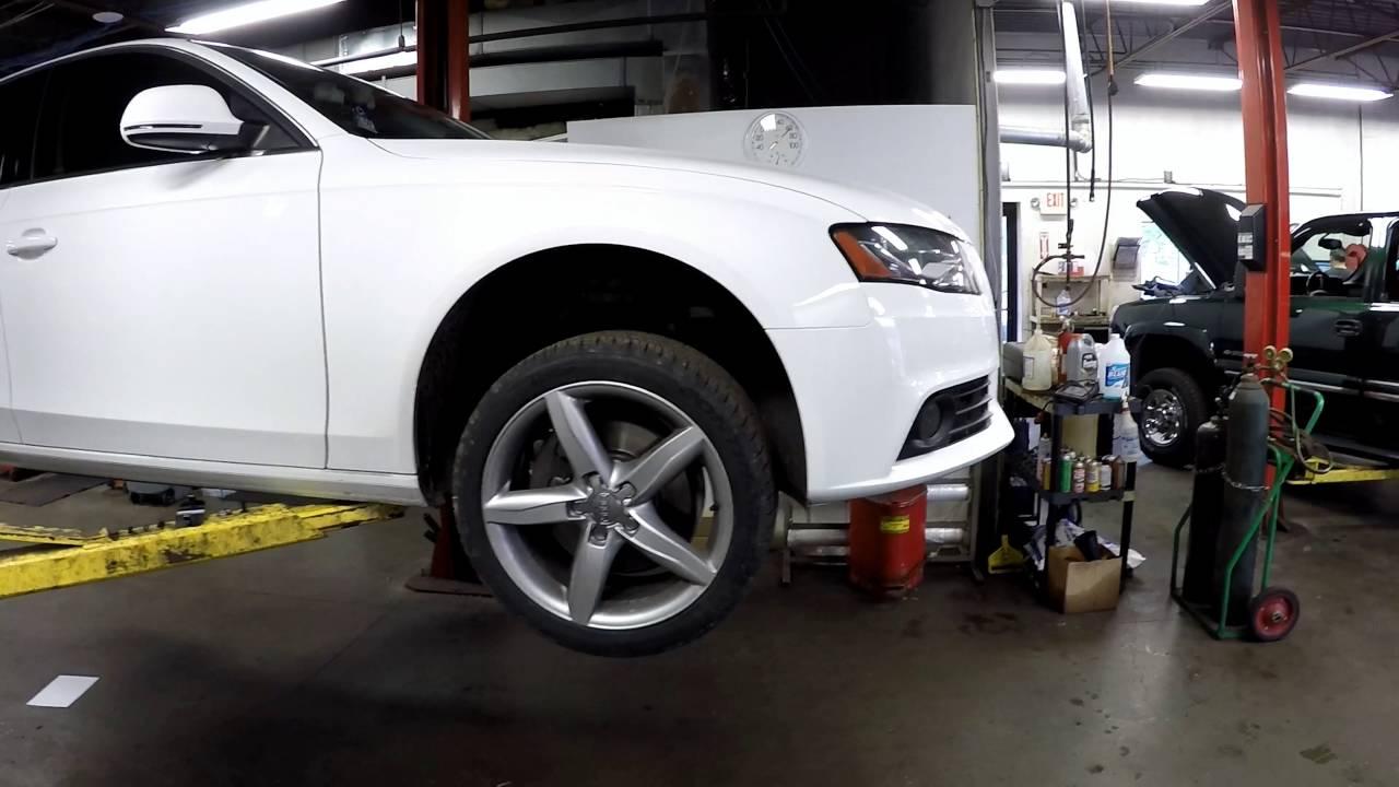 Mobile Audi Mechanic Memphis, TN Pre Purchase Car Inspection