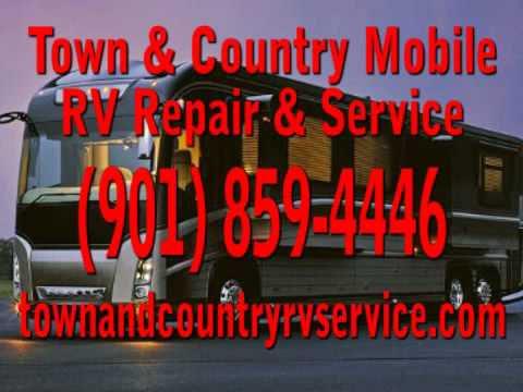 Mobile RV Repair and Service Memphis TN Town Country Mobile RV Repair Service