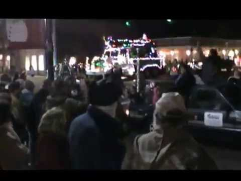 Somerville TN Christmas Parade 12 8 2014