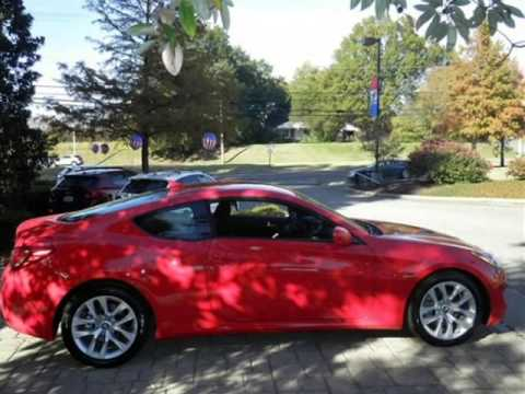 2013 Hyundai Genesis Coupe 2dr I4 2.0T Bartlett, Tennessee
