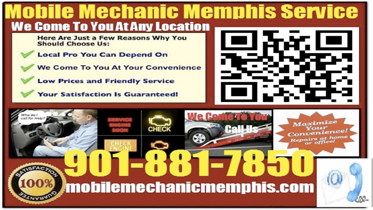 Mobile Mechanic Diesel Auto Car Repair Service