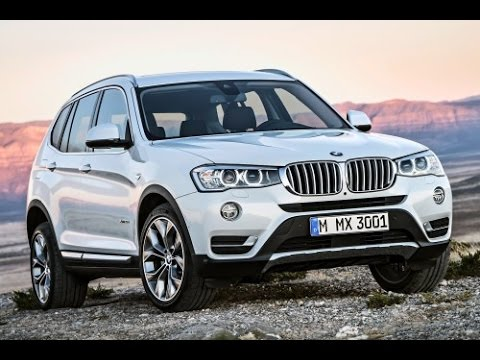 2015 BMW X3 Car Review Video