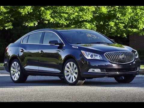 2015 Buick Lacrosse Car Review Video