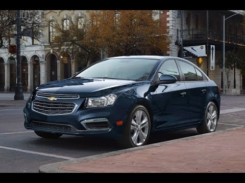 2015 Chevrolet Cruze Car Review Video