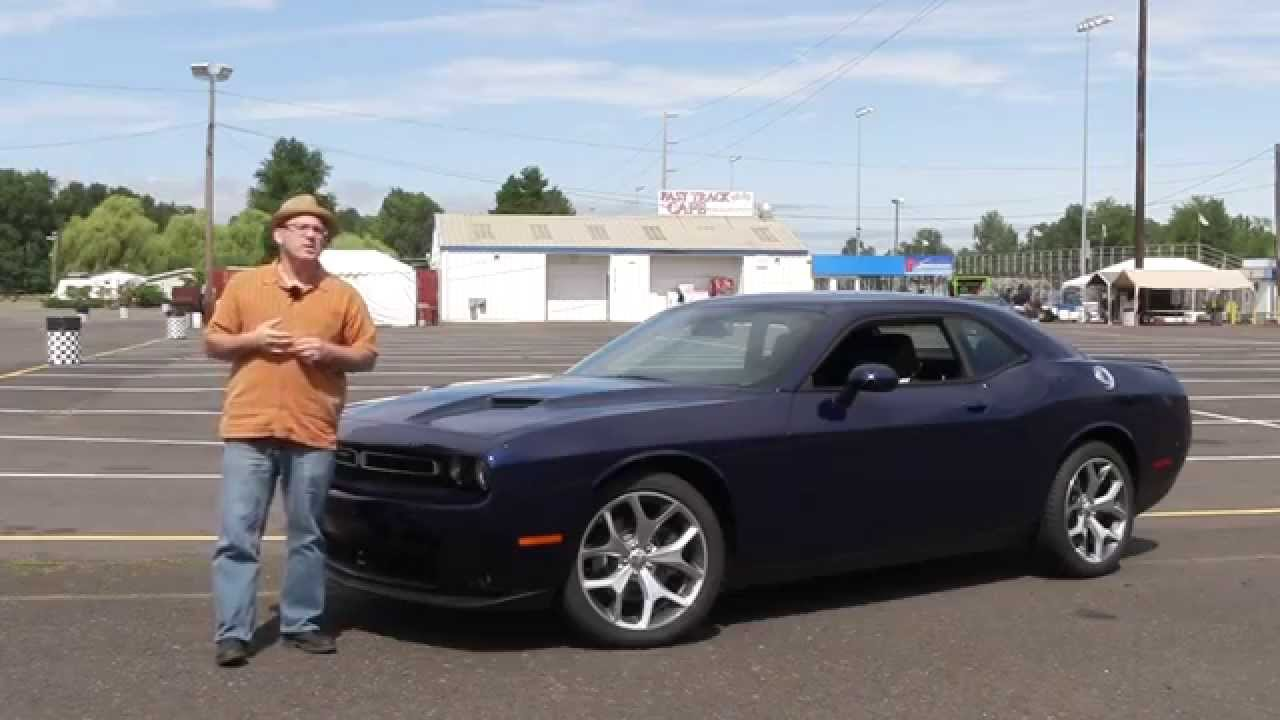 2015 Dodge Challenger Car Review Video