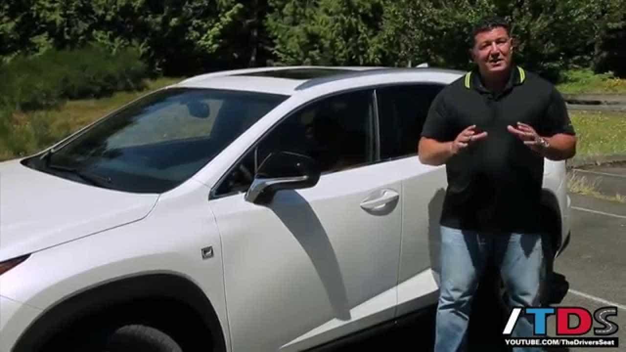 2015 Lexus NX Car Review Video