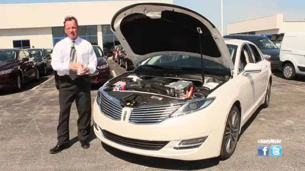 2015 Lincoln MKZ Car Review Video