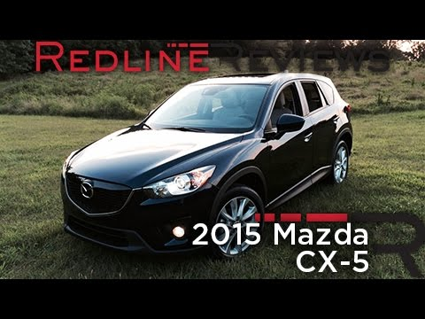 2015 Mazda cx-5 Car Review Video